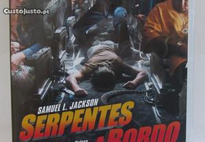 Serpentes a Bordo DVD (Igac / bom estado)