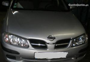 Nissan Almera 2.2 so peças