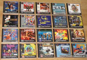 Playstation 1: Lote de Jogos N.4