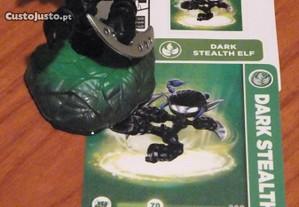 Skylanders Swap Force Dark Ninja Stealth Elf