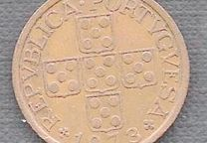Moeda 50 Centavos 1973 Bela