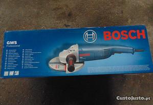 Rebarbadora Bosch GWS 26-230 JH Já com 3 anos de g