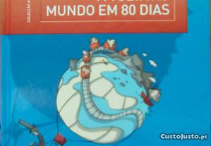 A volta ao mundo em 80 dias- livro