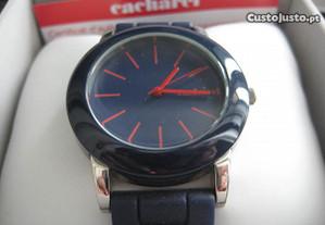 Relógio original Cacharel,azul,n/embalagem(NOVO)