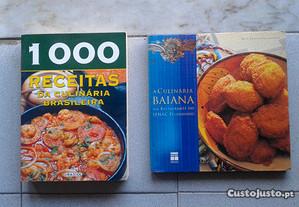Livros de Cozinha Brasileira