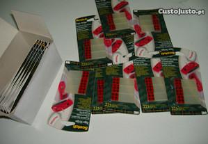 tiras adesivas
