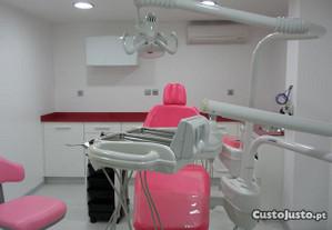 Cadeira Aparelho consultório dentário compl. novo