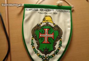 Galhardete Bombeiros Voluntários Portuenses Of.Env