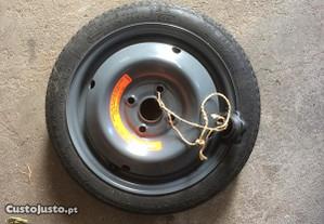 Roda/pneu suplente novo VOLVO