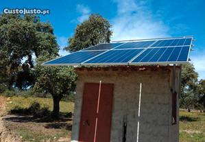 Bomba Solar Usada com 6 painéis 330W