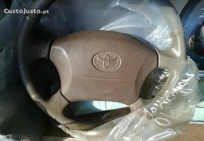 Airbag Toyota land cruiser