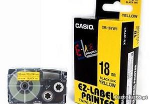 Cassetes EZ Label Printer