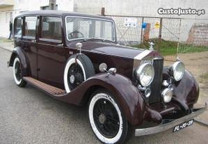 Rolls Royce  Fechado