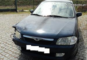 Mazda 323F 1.3 5P 1999 - Para Peças