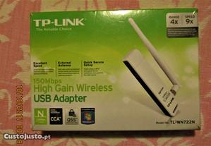 TP- LINK 150Mbps TL.WN722N Pc windows 7 ou vista