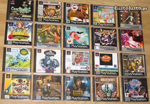 Playstation 1: Lote de Jogos N.5