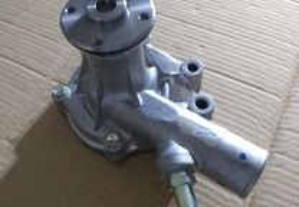Bomba agua tractor same solaris 25