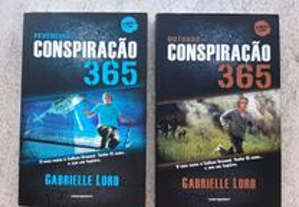 Conspiração 365 (novos)