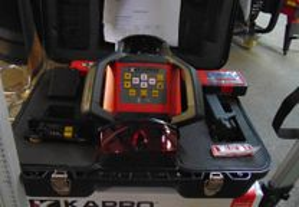 Nivel Laser Auto-Nivelante MEDI com régua e tripé