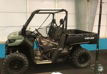 Can-Am Traxter HD9 XU (3 Lugares)