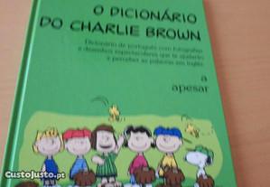 livro dicionário do charlie brow