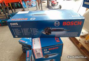 Rebarbadora Bosch GWS 660 de 115 com 3 Anos de Gar