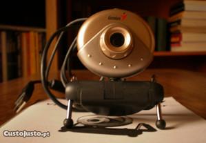 Video CAM Genius c/ cabo USB.