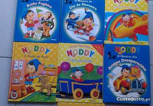 Livros do Noddy