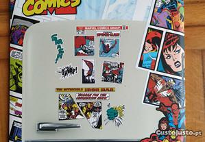 Marvel Comics - Fridge Magnet Set - 23 Magnets