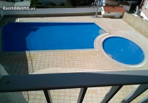 Apartamento T0+1 férias varanda piscina