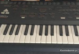 Teclado Roland E - 280 B