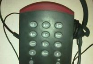 Telefone Plantronics T10 + Headset