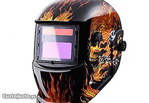 Mascara de Soldar Eletrônica MZ-224 Automática