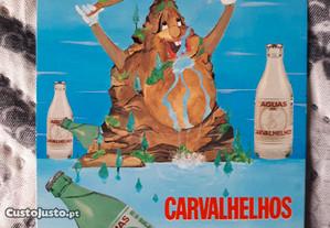 Calendário de 1987 - Carvalhelhos