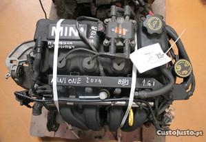 Motor Mini Mini (R50, R53)