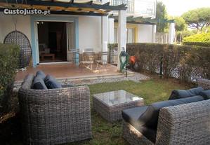 EAR-004 Moradia T2 na Praia Verde com jardim e BBQ