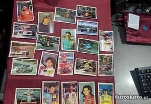 Calendários Fórmula 1 - 1989