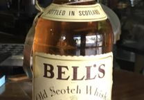 Whisky Bell`s 43%vol,75cl