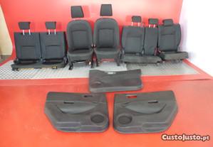 Conjunto De Bancos / Sem Airbags Nissan Qashqai /