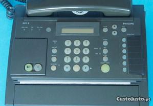 Telefone Fax e Copiadora Philips HFC8