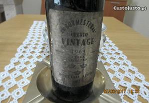 Vinho Porto Burmester Vintage 1963