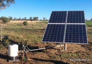 Bomba Solar usada com 4 Painéis de 330W novos
