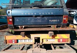 Rover  4x4 D4 - 94