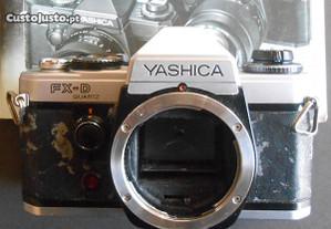 Corpo Câmara Fotográfica Yashica FX-D Quartz