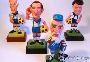 Figuras célebres vestidos à F.C.Porto