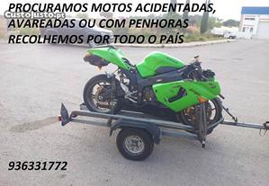 peças usadas para motos