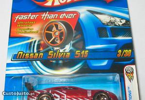 Hot Wheels - Nissan Silvia S15 (2006)