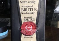 Whisky Brutus 5 anos 43vol,75cl.