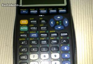 Calculadora texas instruments ti - 83 plus NOVA