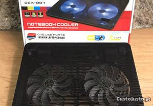 Base de refrigeração para portátil/Cooler portátil